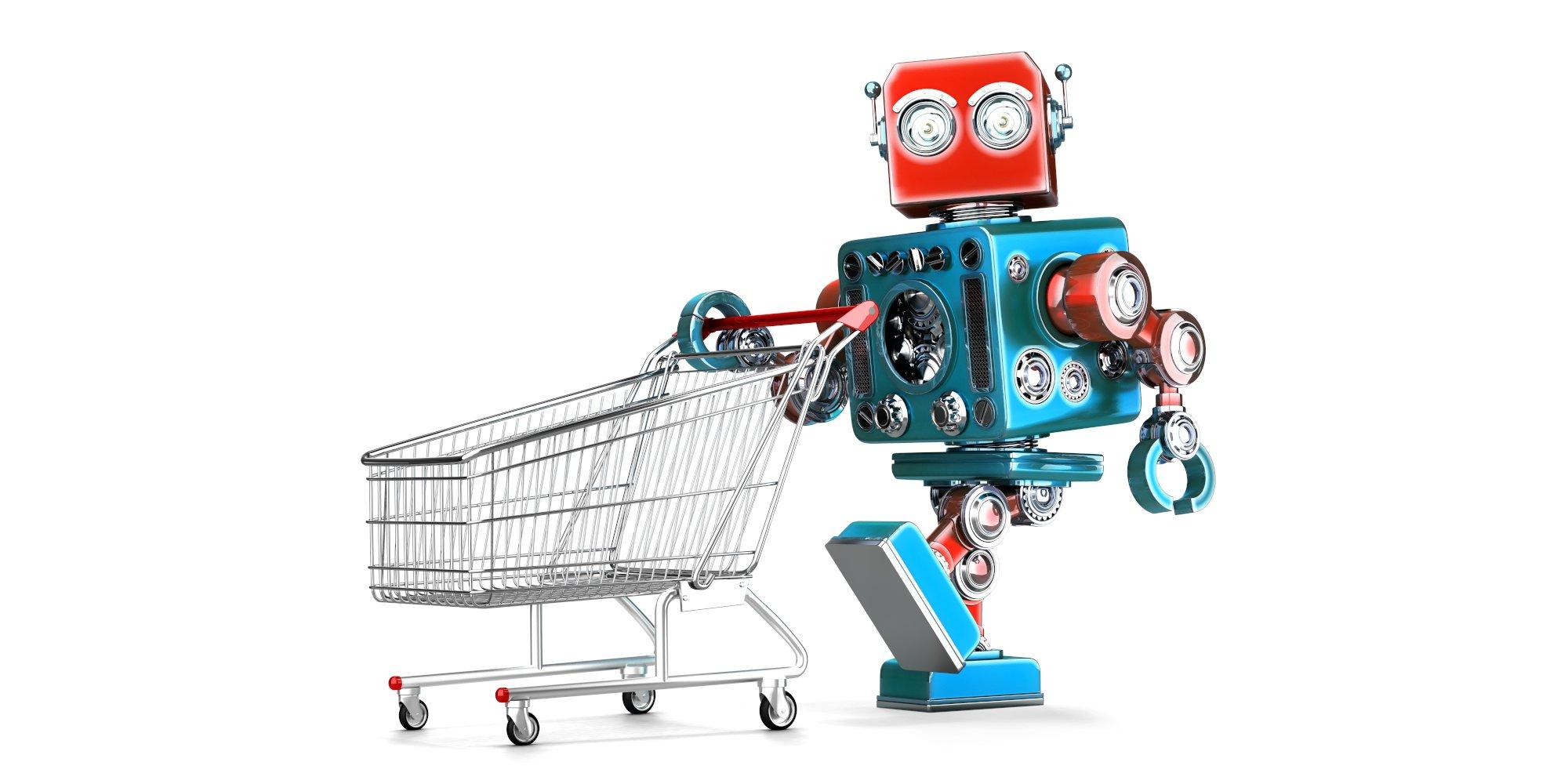 Shopping Robot